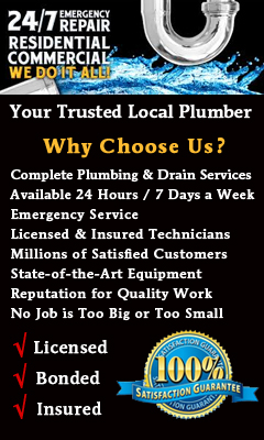 certified professional plumbers